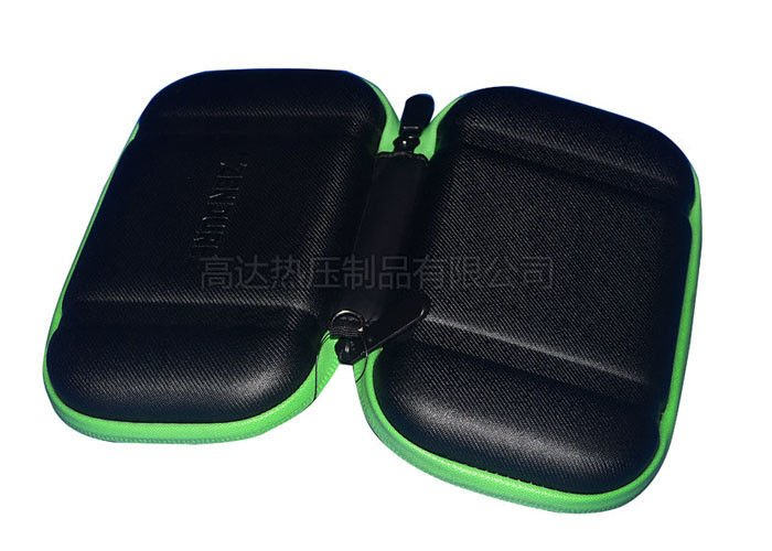 OEM Portable Hard Drive Case With Zipper Pouch