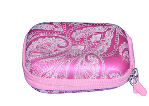Protective Camera Case PU Surface With Screen Printing Logo