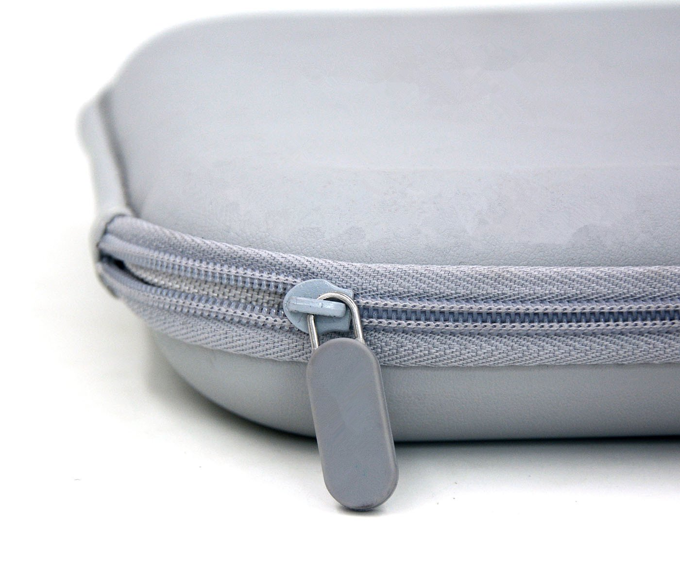 Hard Shell Game Carrying Case Gray Color
