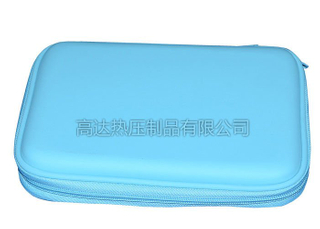 School Waterproof Eva Pencil Case Hard Cover